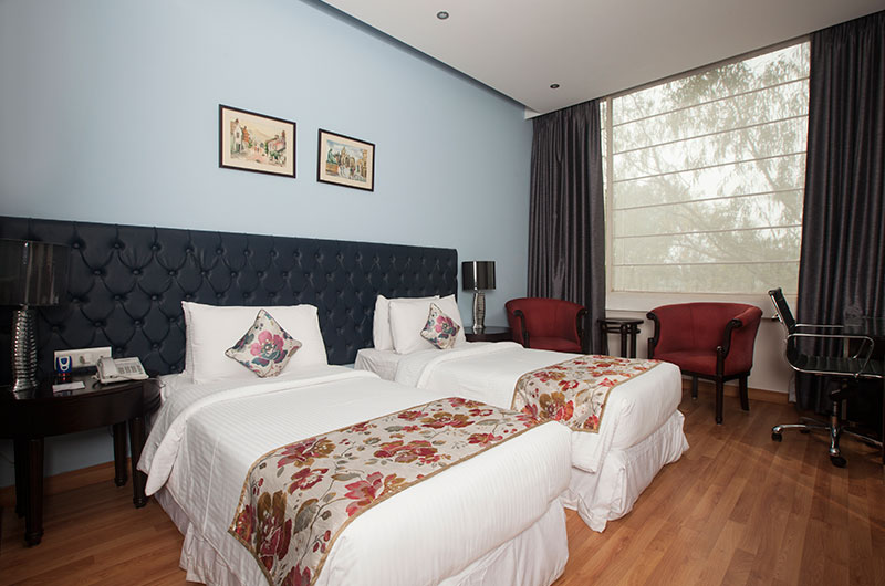 The Athena Hotel, Hotels in Maharani Bagh - Executive Room1