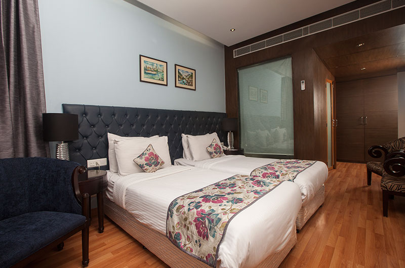 The Athena Hotel, Hotels in East of Kailash -Executive Room4